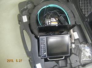 管内カメラ調査写真